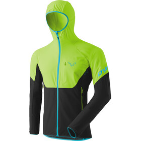 Dynafit M's Transalper Light Dynastrech Jacket lime punch